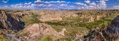 Dinosaur Provincial Park 1, Alberta, Kanada