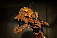 Dinosaurus rost