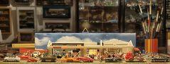 Diorama einer Autowerkstatt (3)