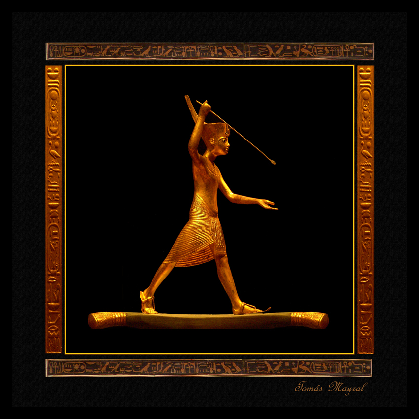 Dios del Nilo