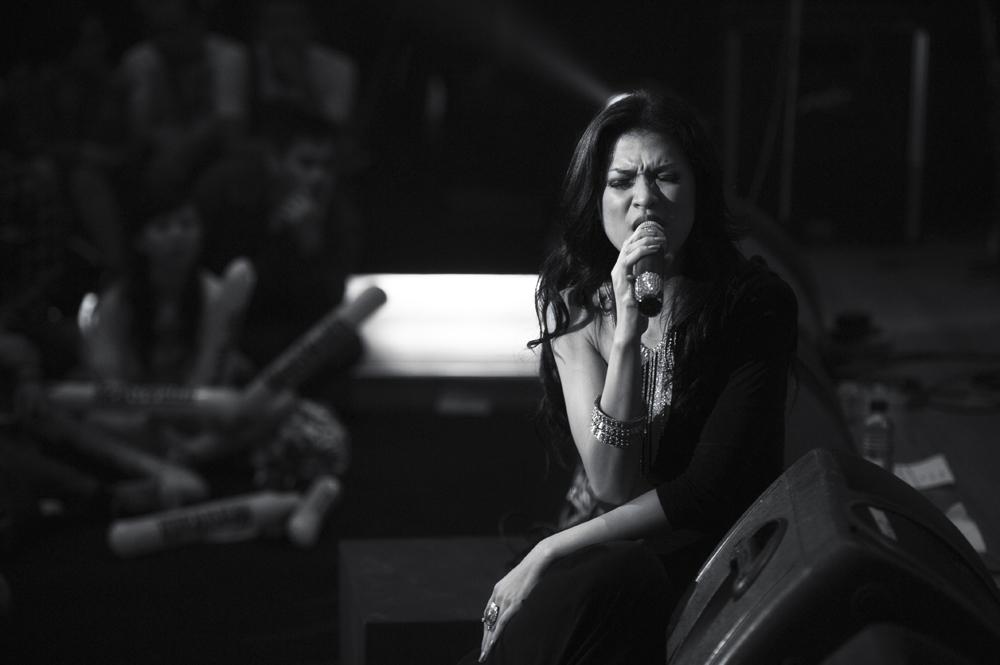 Dira Sugandi @Java Jazz 2011