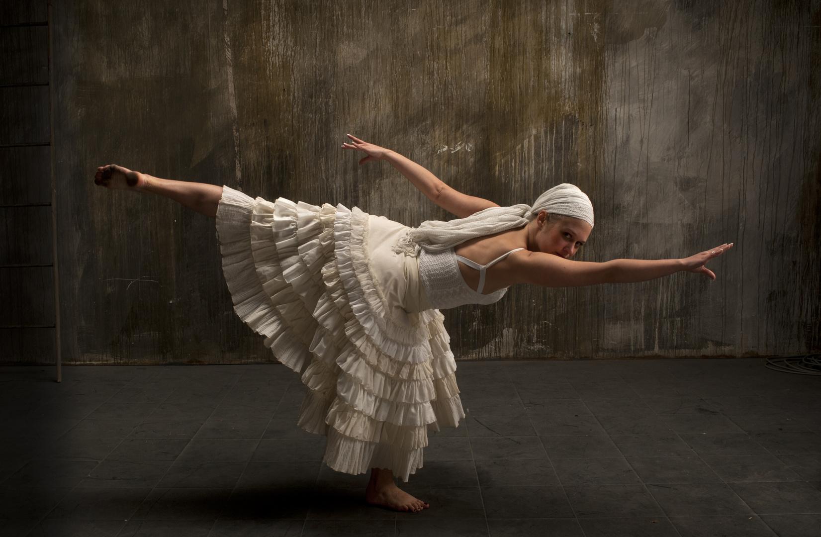 dirty ballerina