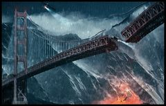 Disaster of the Golden Gate