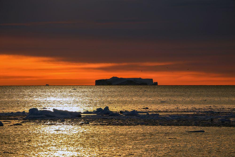 Disko Bucht West Grönland