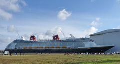 Disney Draem - Kreuzfahrtschifff