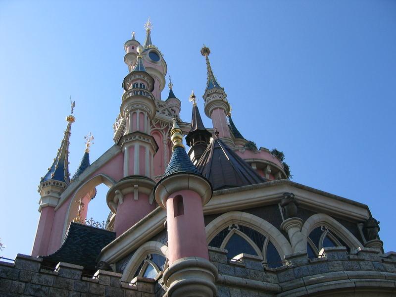 Disneyland - Dornröschenschloss