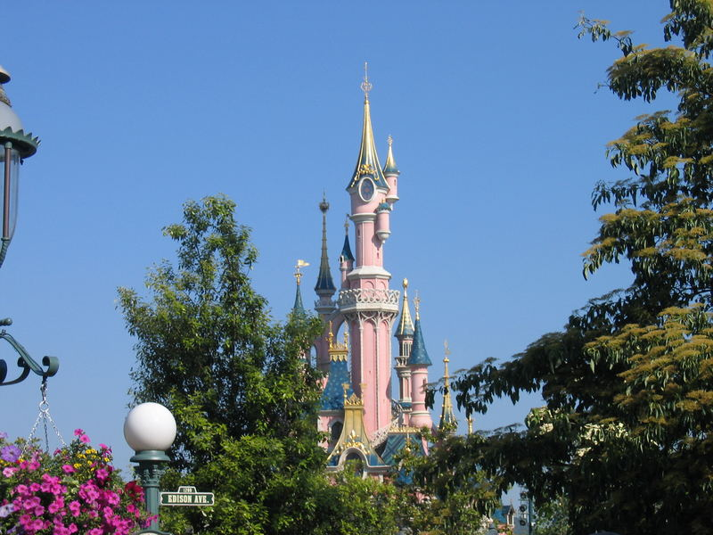 Disneyland Paris - Dornröschenschloss 2