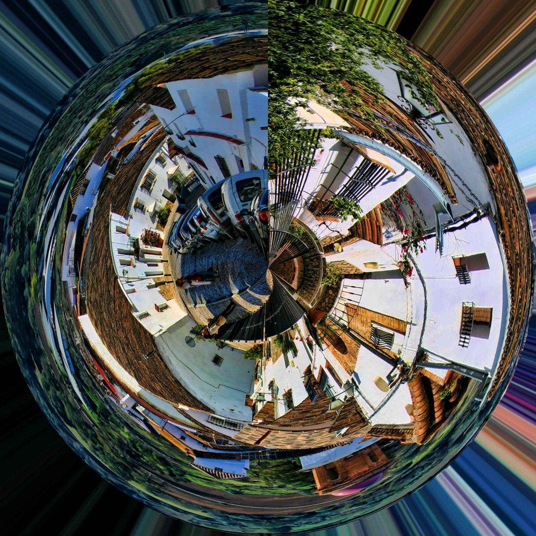 Distorsión esférica
