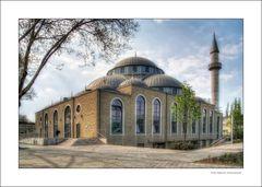 DITIB-Merkez-Moschee .. Duisburg