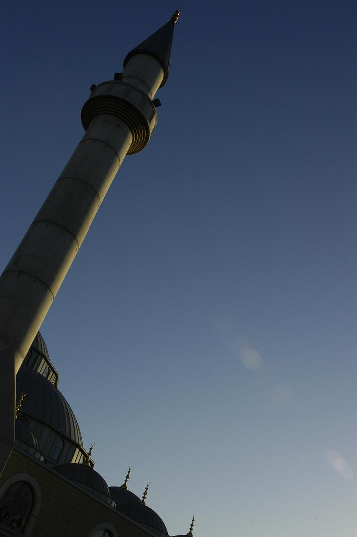 Ditib Merkez Moschee Duisburg Marxloh