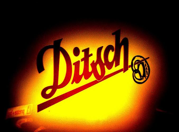 DITSCH !!!