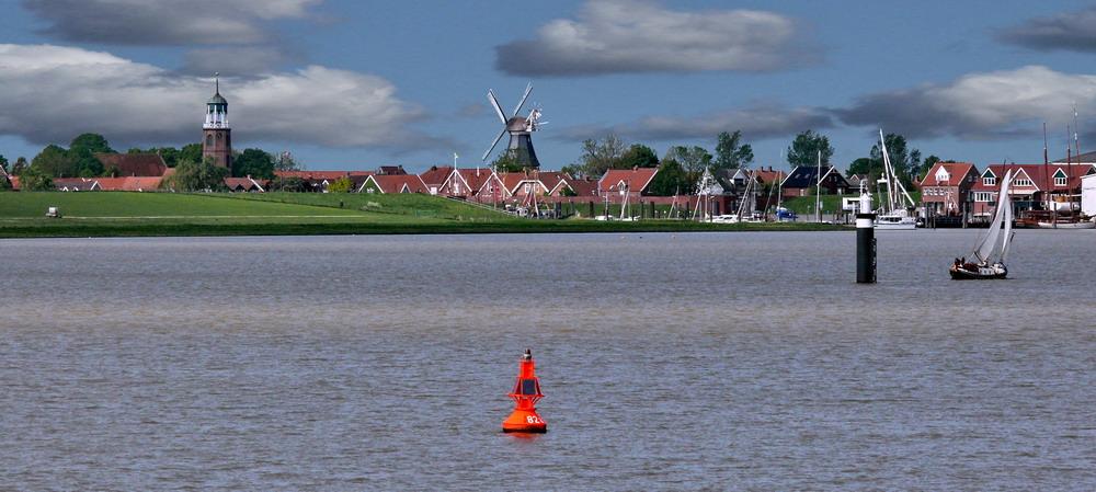 Ditzum an der Ems/Ostfriesland