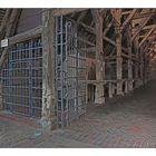 Dives-sur-Mer, alte Markthalle  (Bild 02)
