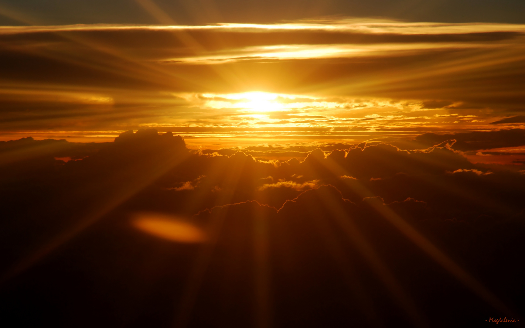 Divin soleil