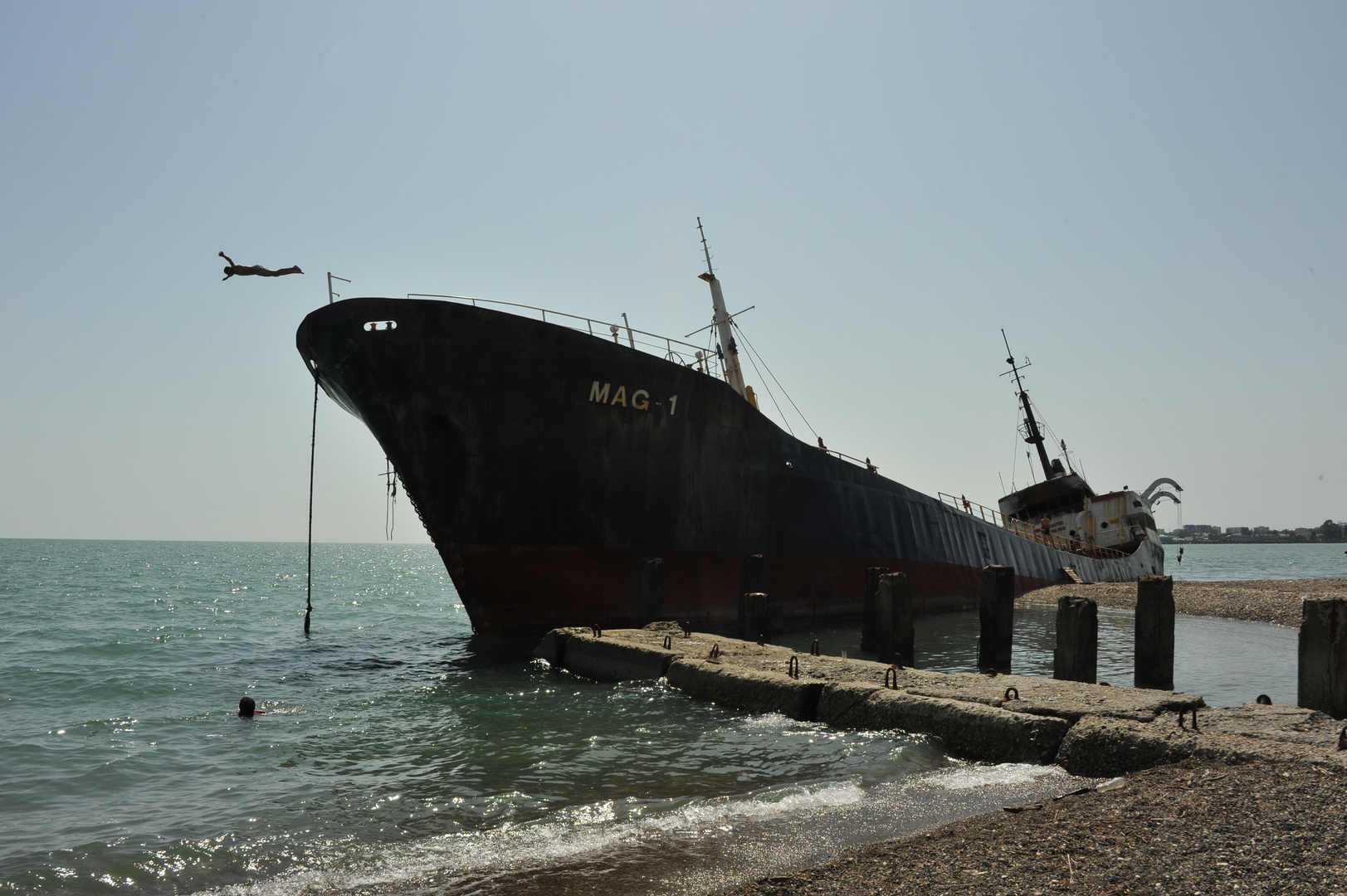 Diving in Sukhumi