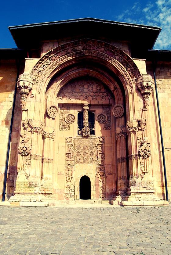 Divrigi - cennet kapisi - islamic architecture