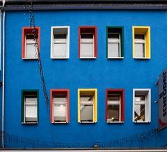 dix fenêtres