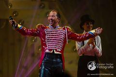 """DJ Bobo """"Circus-Tour 2014"""" 10"""