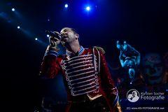 """DJ Bobo """"Circus-Tour 2014"""""""