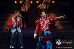 """DJ Bobo """"Circus-Tour 2014"""" 2"""
