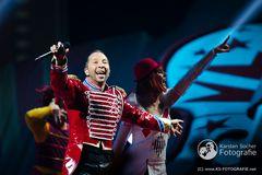 """DJ Bobo """"Circus-Tour 2014"""" 8"""