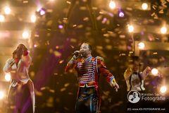 """DJ Bobo """"Circus-Tour 2014"""" 9"""