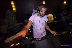 DJ im Mascotte Zürich