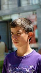 D.J In Bulgarien.