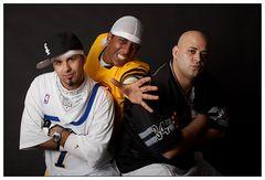 DJs in da studio