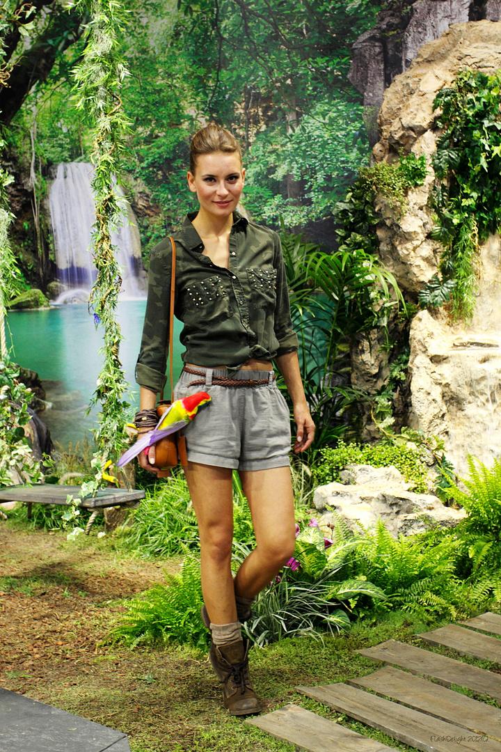 djungle girl
