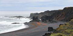 Djúpalónssandur - Der Strand der schwarzen Perlen