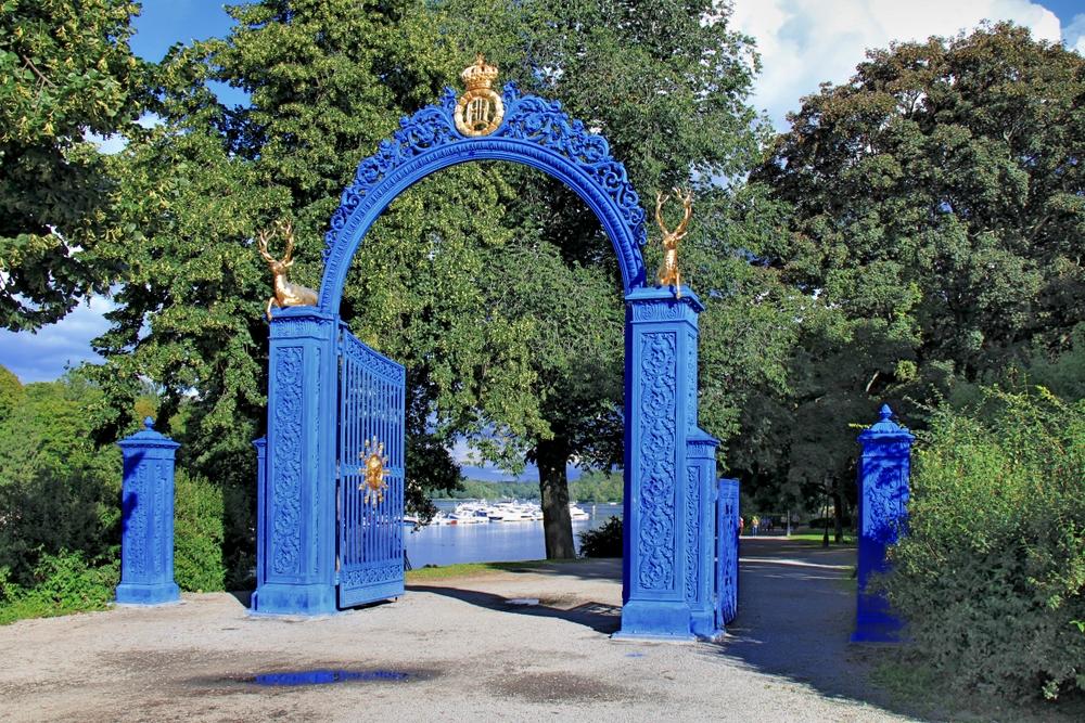 Djurgarden Eingangstor