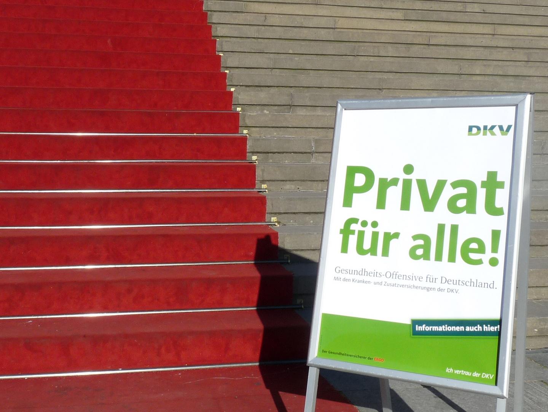 DKV privat für alle! Die betriebliche Krankenversicherung bKV