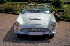 DKW 1000 SP Roadster D 1961 bei Classic Cars 2018 Schwetzingen