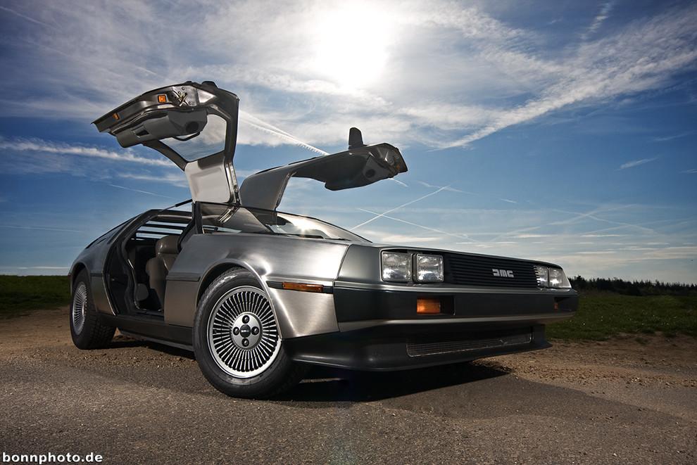 DMC - DeLorean
