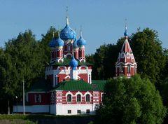 Dmitri-Blutkirche in Uglitsch