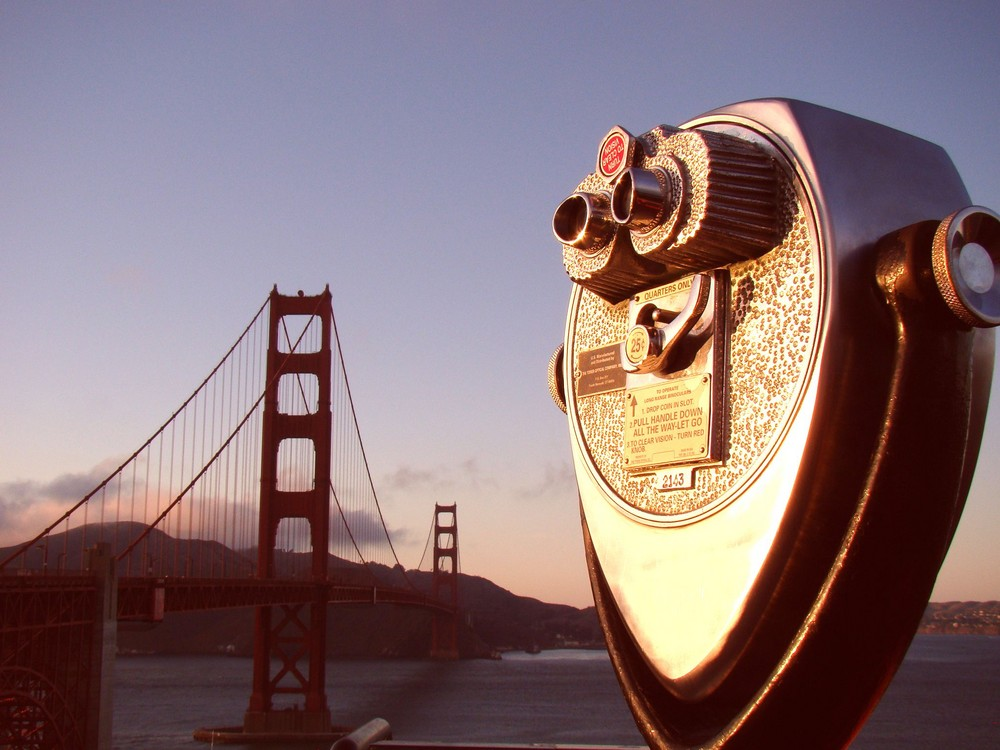 Do you want to see (the Golden Gate Bridge) ?