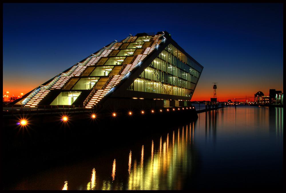 DOC, Dockland-Hamburg 2009 als HDR