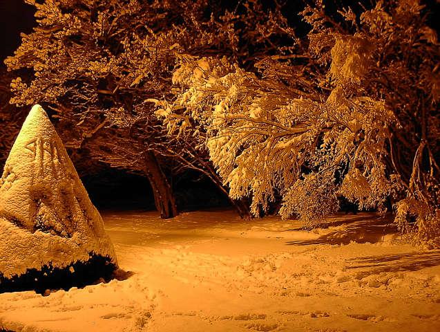 doch endlich Winter :-)