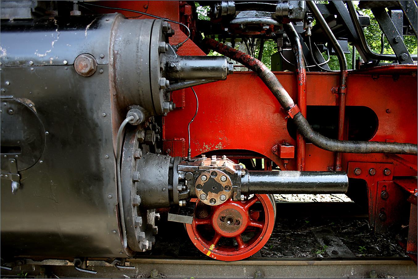 (Doch keine) Verbunddampfmaschine