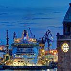 Dock Elbe 17 - Independece of the Seas