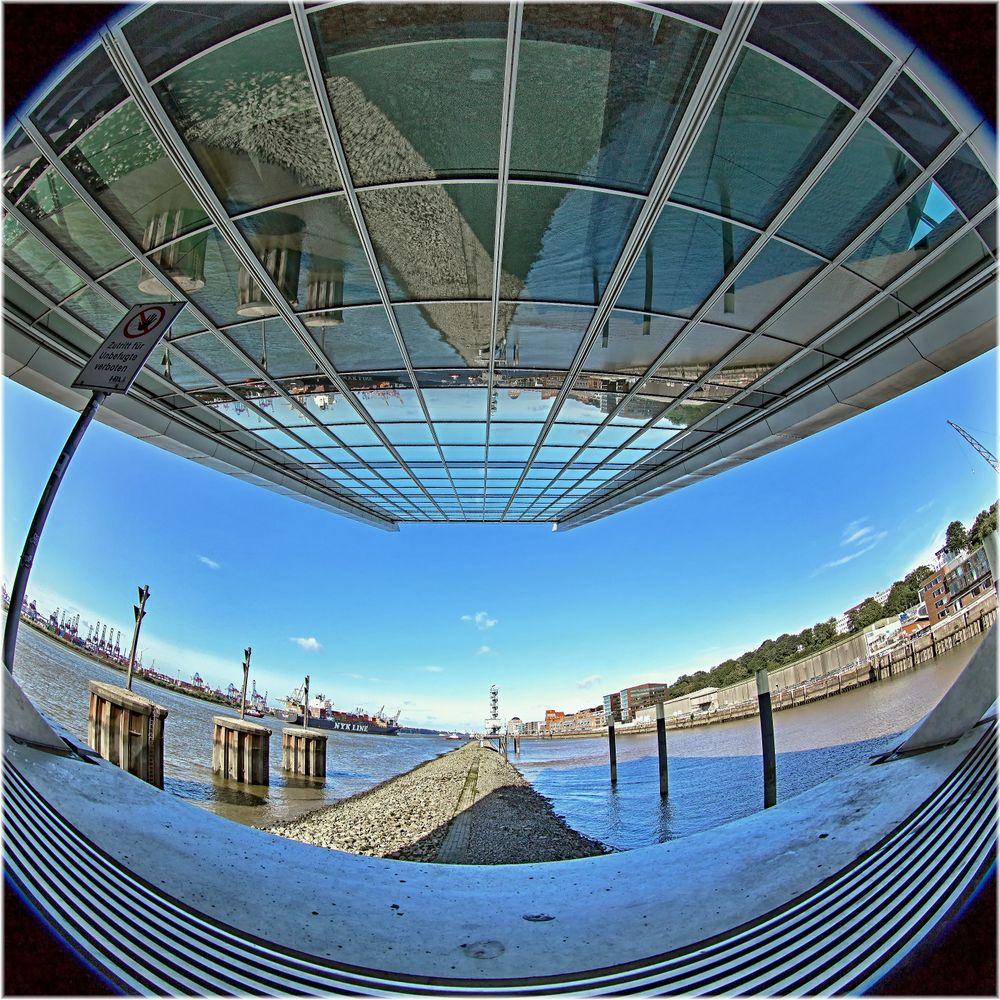 Dockland @ 9 mm Fisheye
