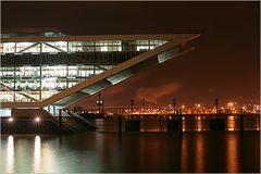 Dockland mit Innenleben