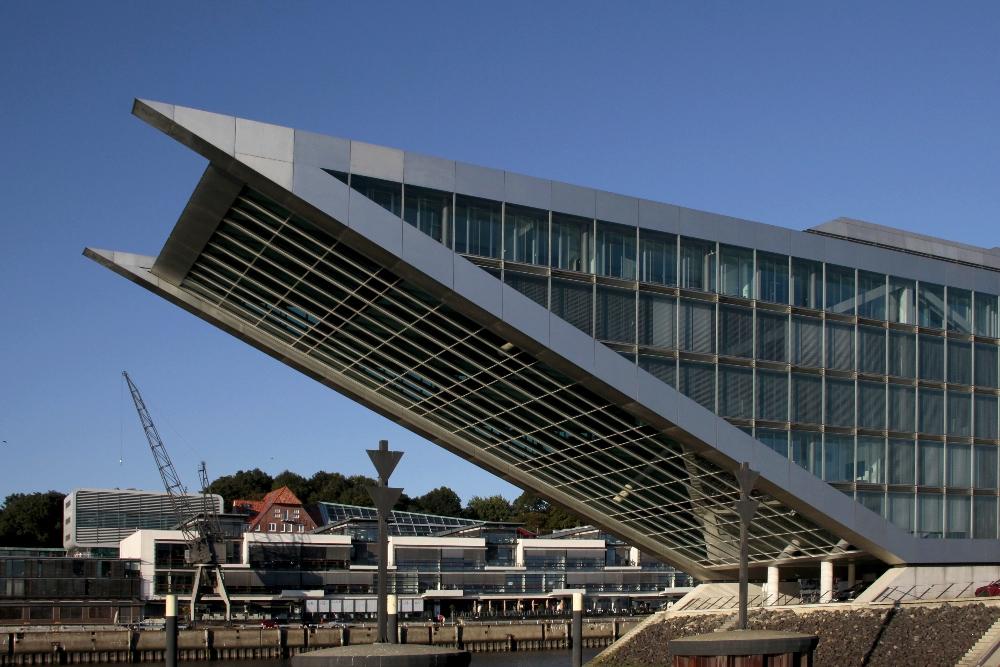 Dockland-Spitze