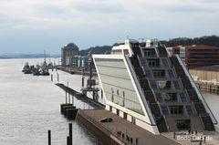 Dockland und Hafen Altona