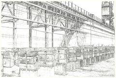 - Dockside -