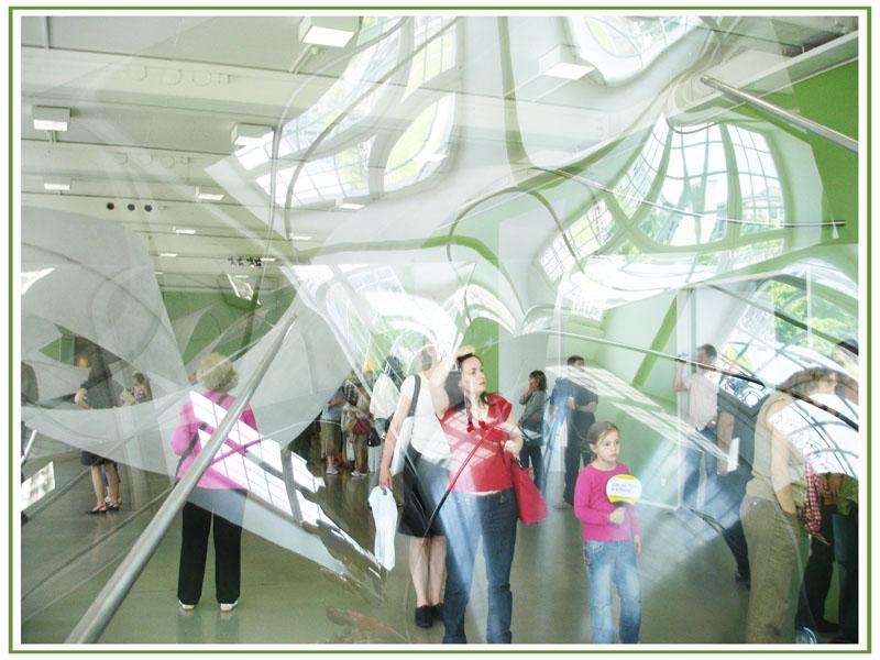 Documenta XII Kunst mit Zuschauern