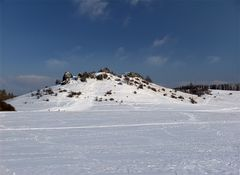 Dörnberg im Winter