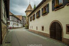 Dörrenbach Nähe Ortsmitte und Wehrturm