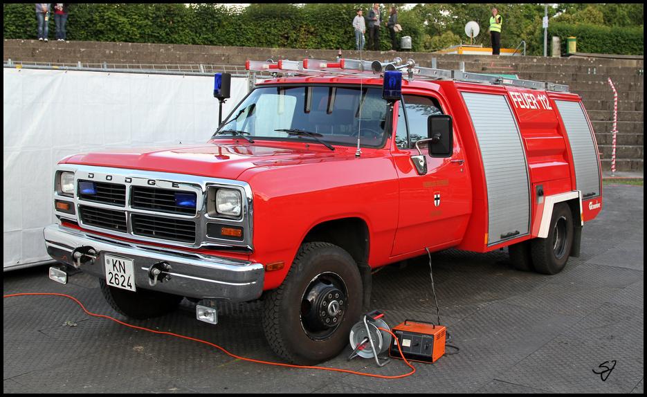 DOGDE Feuerwehr Konstanz
